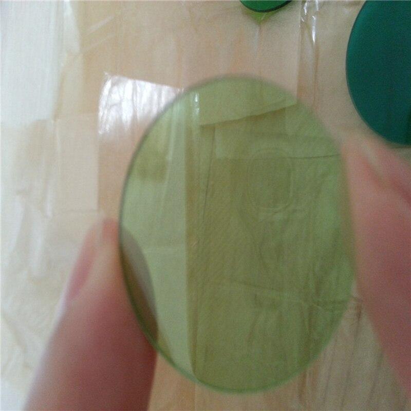 Verde de Vidro Filtro de Cor para Luz do Estágio da Lâmpada Lb9