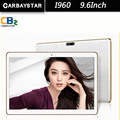 CARBAYSTAR 9.6 inch I960  Android  tablets computer  Smart  android Tablet Pcs, Support WCDMA / WiFi / GPS Tablets pc