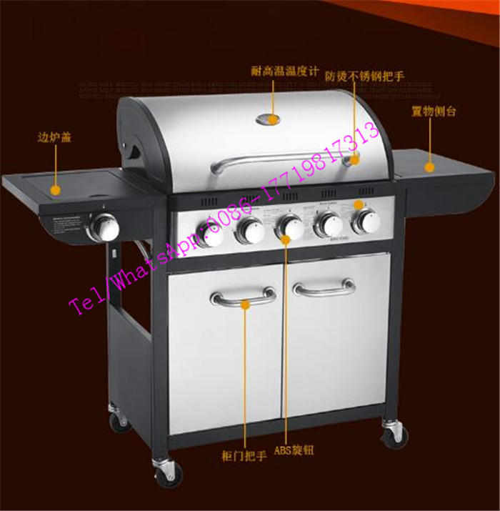 Stainless Steel Commercial Mini Tabletop Industrial Charcoal Grill  Kingsford Charcoal Grill Replacement Parts In Food Processors From Home  Appliances On ...