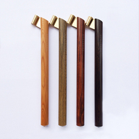 Hand Made Solid Wood Copperplate Calligraphy Oblique Dip Pen Holder