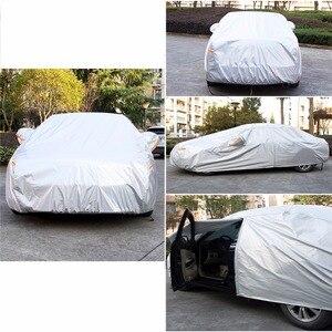 Image 5 - Kayme aluminium Waterproof car covers super sun protection dust Rain car cover full universal auto suv protective for Hyundai