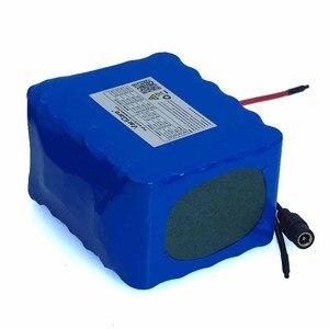 Image 4 - Batería de litio de 24V, 10Ah, 6S5P, 18650 V, 25,2 mAh, bicicleta eléctrica, ciclomotor, paquete de batería de iones de litio + cargador de 1A