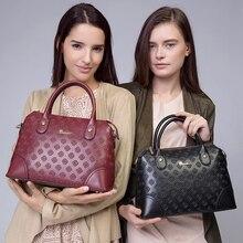 Elegante bolso de las mujeres! zooler bolsos de piel de vaca cuero genuino bolso de la manija superior marca simple elegante bolso 2016 bolsa feminina #6939