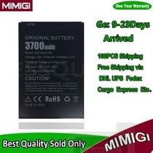 100 шт. 3700мАч Батарея Для Doogee X7 Pro x7pro аккумулятор батерия μπαταρία akkumulátor (9-23days поступление DHL UPS, FedEx и т. д.)