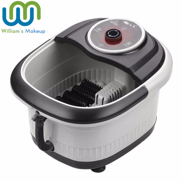 Multifunctional Fully Automatic Electric Roller Feet Basin Heating ...
