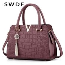Fashion Alligator leather women handbags famous designer brand bags Luxury Ladie
