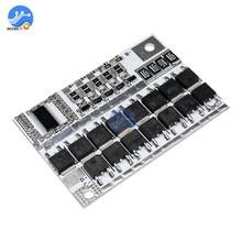 BMS 3S 100A Li-ion Lithium Titanate 18650 carte de Protection de la batterie 18650 BMS balance active accessoire de Charge de Circuit