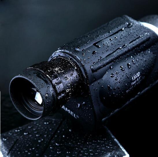 GOMU 13x50 teleskopu Monokulyar Rangefinder Suya davamlı - Düşərgə və gəzinti - Fotoqrafiya 2