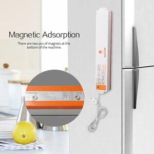 Image 5 - TINTON LIFE 110V/220V Household Food Vacuum Sealer Packaging Machine Film Sealer Vacuum Packer Including 15Pcs Bags Free