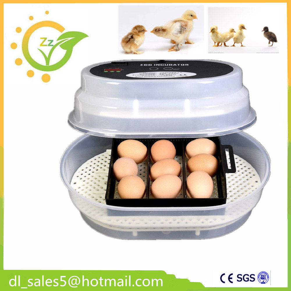 High Quality Equipment From China for  12pcs Small Automatic Chicken Duck Eggs Incubator high quality 20 chau gong from china manufacturer arborea