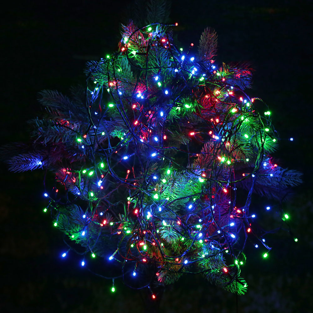 Aliexpress.com : Buy Colorful USB LED Lighting RGB 300 LED ...