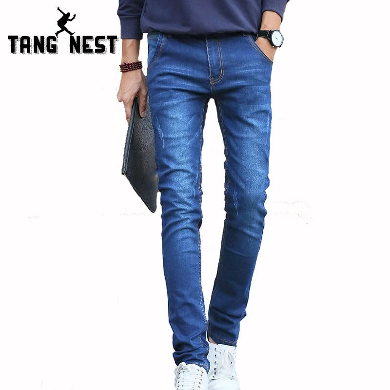 Jeans Homme 2017 Hot Sale Classic Casual Men Jeans Fashion Comfortable ...