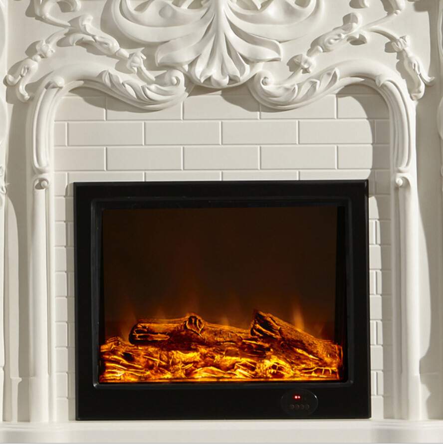 webetop fireplace mantel with electric fireplace insert simulate