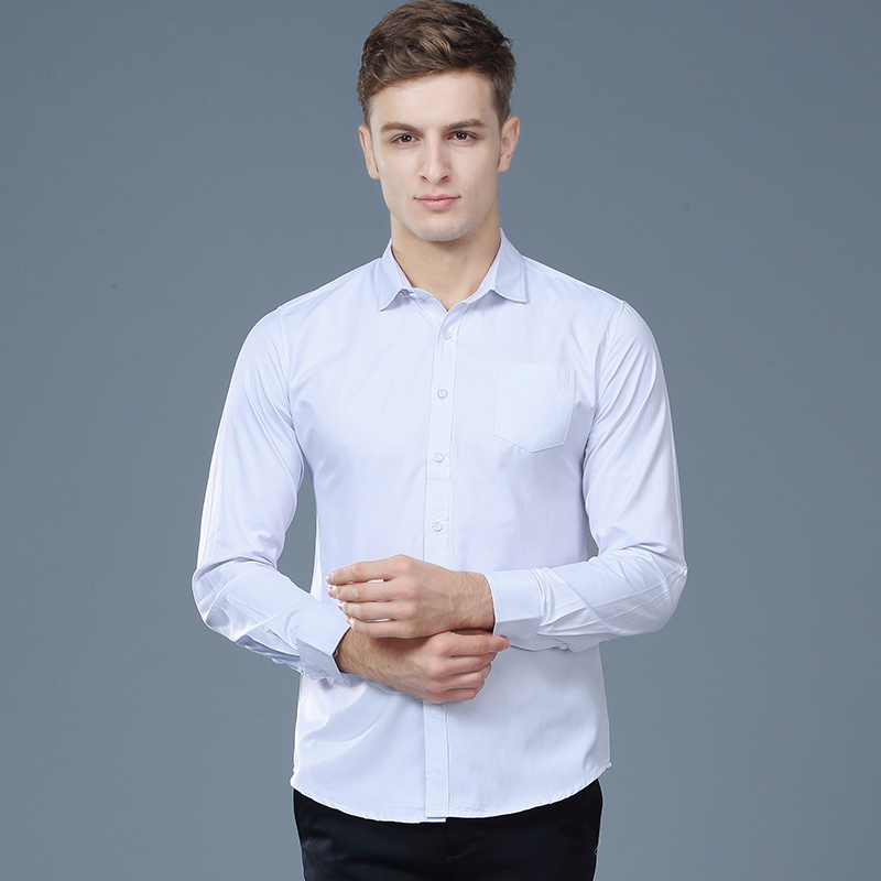 Online Get Cheap White Dress Shirts Men -Aliexpress.com | Alibaba ...