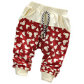 2015 Autumn new cotton baby pants 0-2 year baby boy pants for girls pants