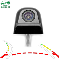 Universal Intelligent Dynamic Trajectory Parking Line Camera Reverse Backup Vehicle Tracks Rear Camera For Any Car