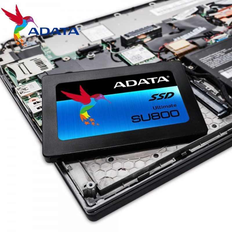 ADATA SU800 SATA SSD 256GB 512GB HD SSD Disco Duro HDD 2,5 Disco Duro SSD SATA 128GB 560M unidad de estado sólido para ordenador portátil