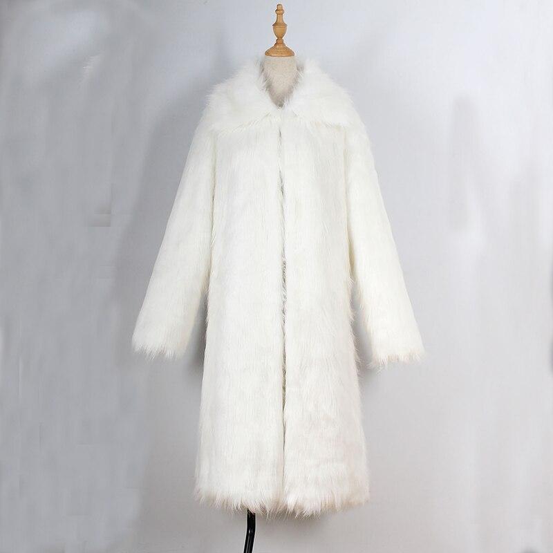 2018-New-Women-s-Autumn-Winter-Fluffy-Plus-Long-Faux-Fox-Hair-Raccoon-Fur-Coat-Elegant(3)