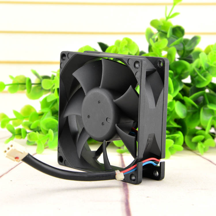 New Original AFB0812VH 8025 12V 0.24A 8CM Chassis Power Supply Cooling Fan