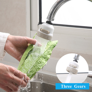 LUCOG Rotatable Faucet Water F