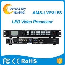 AMS-LVP815S processador tela led parede de vídeo switcher sdi levou controlador de vídeo wall em displays de led