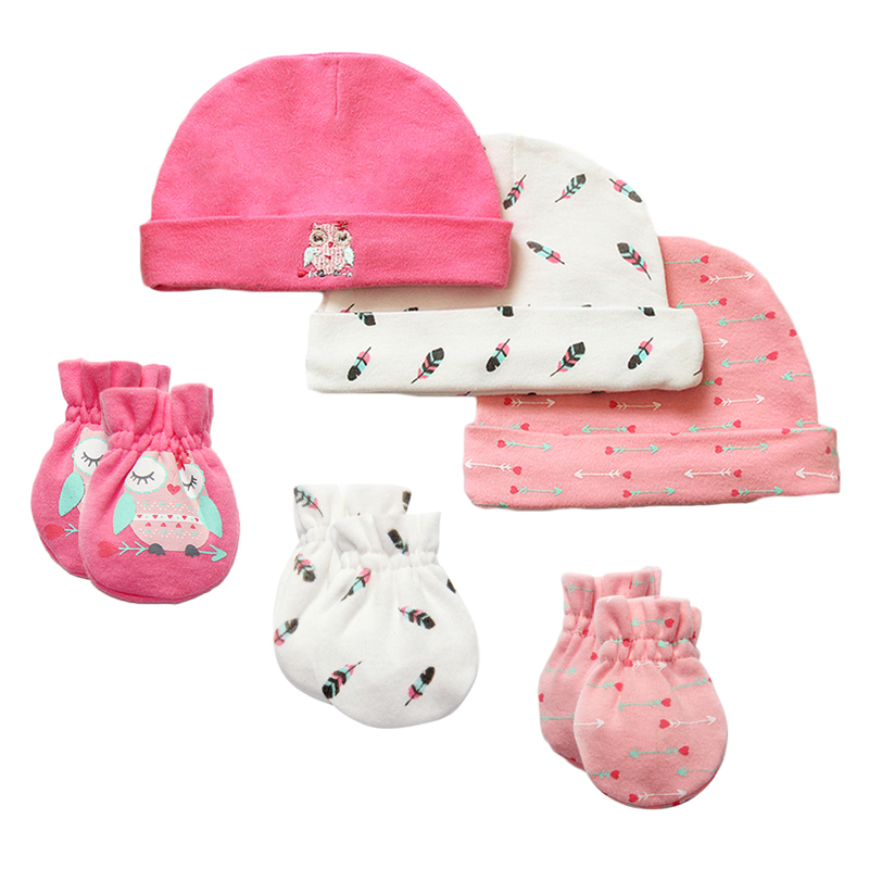 Baby Gloves Anti Scratch Protection Haven Shop Baby Anti Scratch Mittens Soft Cartoon Newborn Care Gift