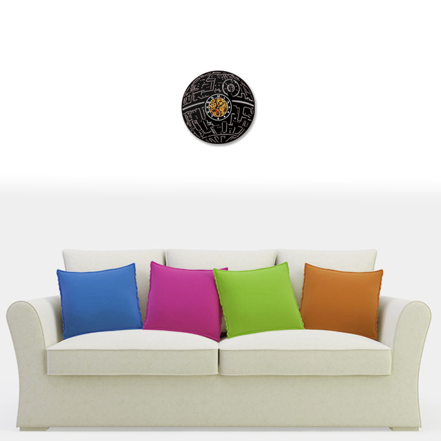 2017 new arrival real quartz wall clocks acrylic watch europe still life horloge digital clock Home Decoration For Living