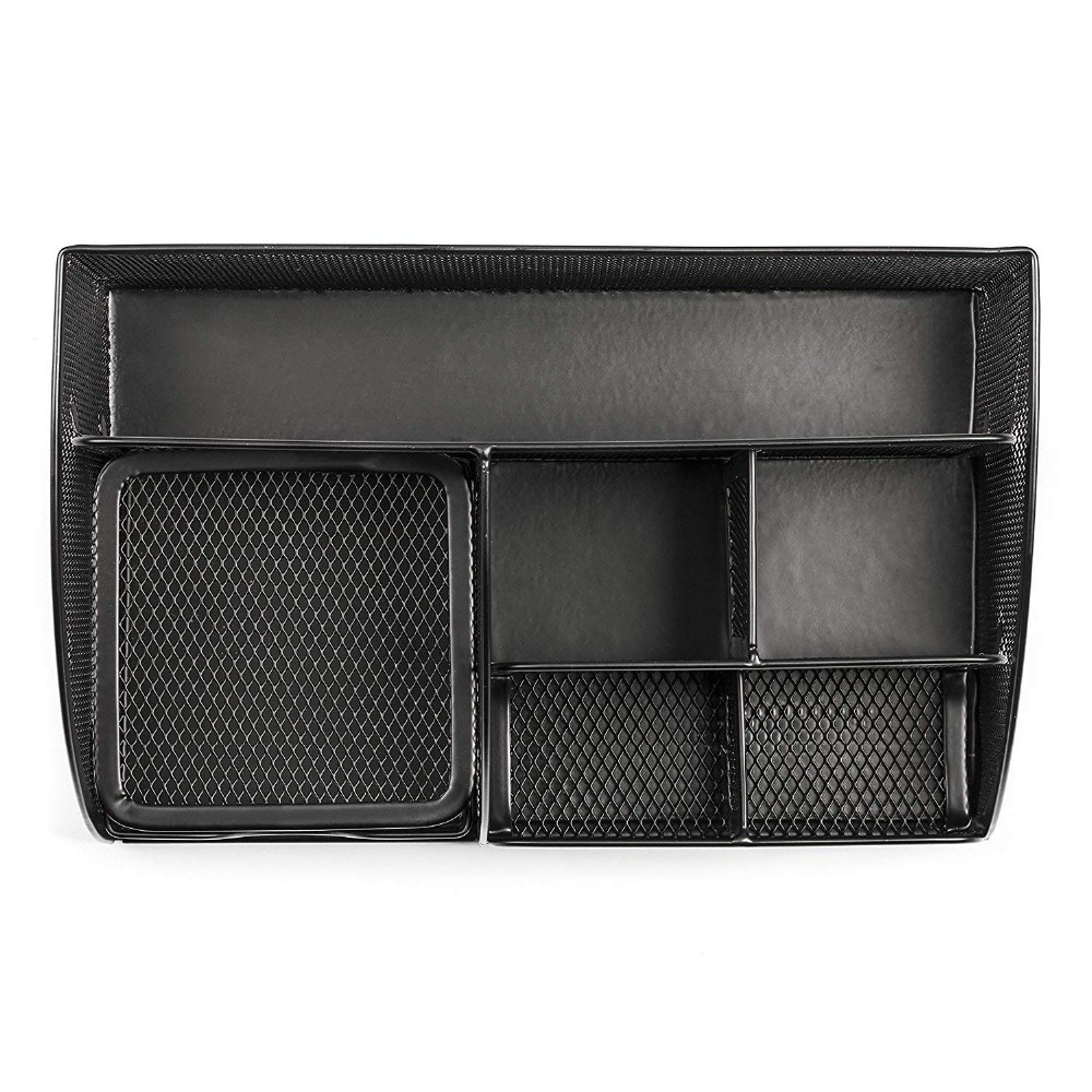 Desk Organizer Office Stationery Container 4