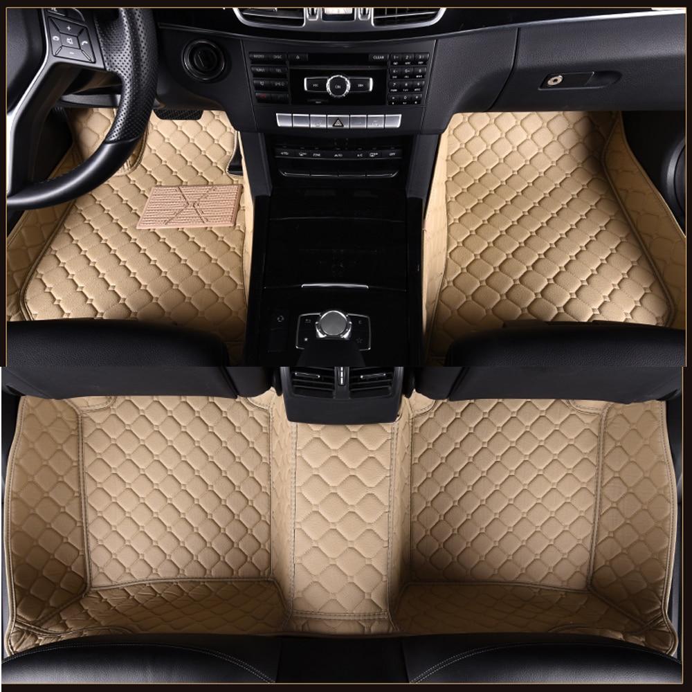Car floor mats for Mercedes Benz W169 W176 A class 150 160 170 180 200 220 250 260 car-styling carpet liners (2004-) Car floor mats for Mercedes Benz W169 W176 A class 150 160 170 180 200 220 250 260 car-styling carpet liners (2004-)