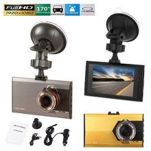3.0 Inch Mini Car DVR Video Recorder Parking Car Camera HD 1080P Dash Cam Night Vision Auto Video Recorder Dash Cam