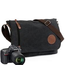 Waterproof Camera Bag Shoulder Handbag Multi-functional Photo Bag For Canon Nikon Sony DSLR Digital Camera Case Outdoor цена и фото