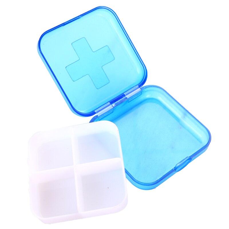 Путешествия портативный кассетный, мини-герметичный Pill Box 3245