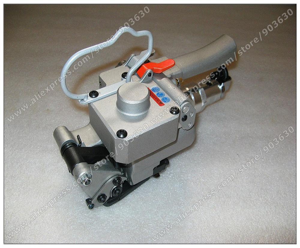 HandHeld XQD-19/25 - pneumaatiline rihmimisriist, pakkimisrihm PP - Elektrilised tööriistad - Foto 4