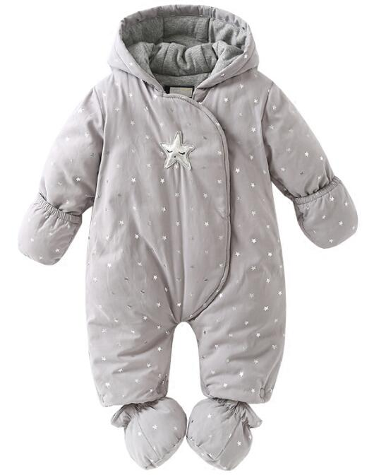 new 2018 hot sell winter High quality Outdoor For winter coat newborn overalls cold-proof warm Baby Rompernew 2018 hot sell winter High quality Outdoor For winter coat newborn overalls cold-proof warm Baby Romper