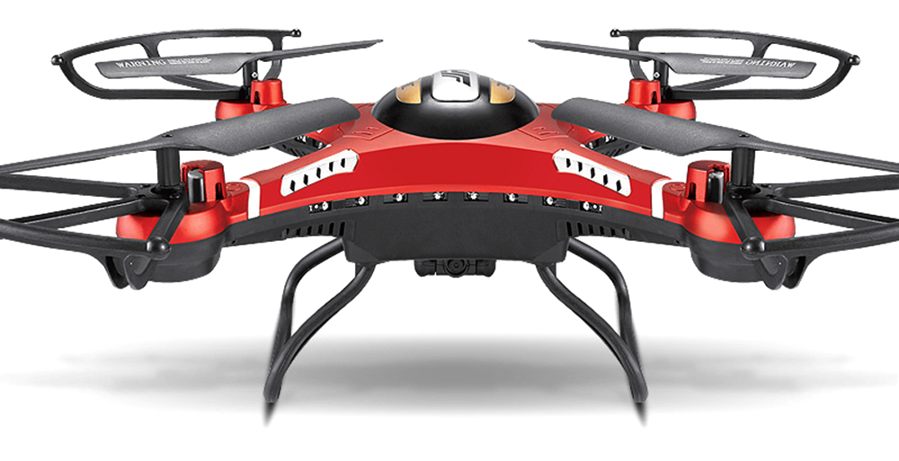 S15853 JJRC H8D Headless Mode One Key Return 5.8G FPV RC Quadcopter With 2MP HD Camera Updated JJRC H8C 300M Distance VS H12C jjr c jjrc h26wh wifi fpv rc drones with 2 0mp hd camera altitude hold headless one key return quadcopter rtf vs h502e x5c h11wh