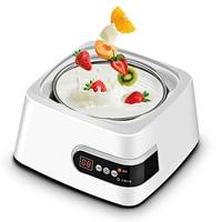 Full Automatic Yogurt Machine Household Multi Function Yogurt Maker Leben Natto Rice Wine 5 Glass Cups