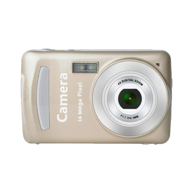 Portable Mini Pocket Camera 2.4 inch TFT LCD Screen Display High-definition 8x Shooting Camera  Automatic Clear Shooting