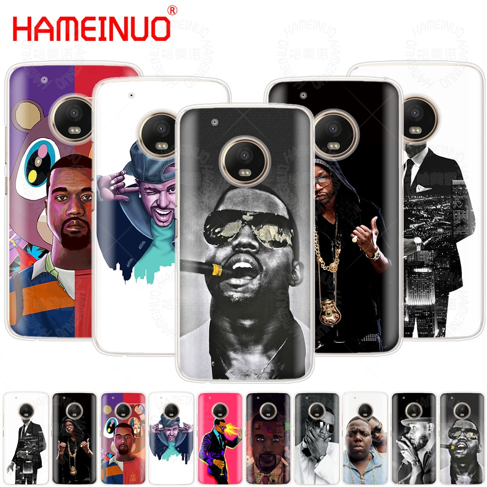HAMEINUO P.Diddy Sean Combs case phone cover For Motorola Moto X4 E4 C G6 G5 G5S G4 Z2 Z3 PLAY PLUS