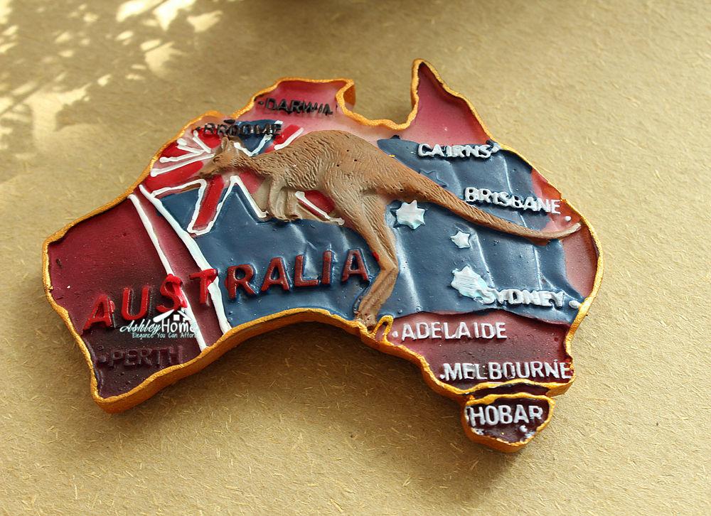 Kühlschrank-magnet Große Australien Touristen Adelaide