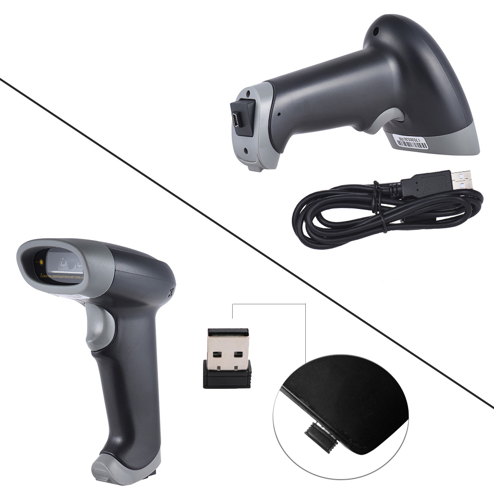 24ghz wireless usb wired 1d barcode scanner automanual scanning os0341 1 d8d9 hugd buycottarizona Gallery