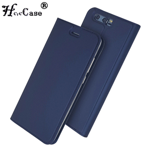 For Honor 9 Case Soft PU Stand