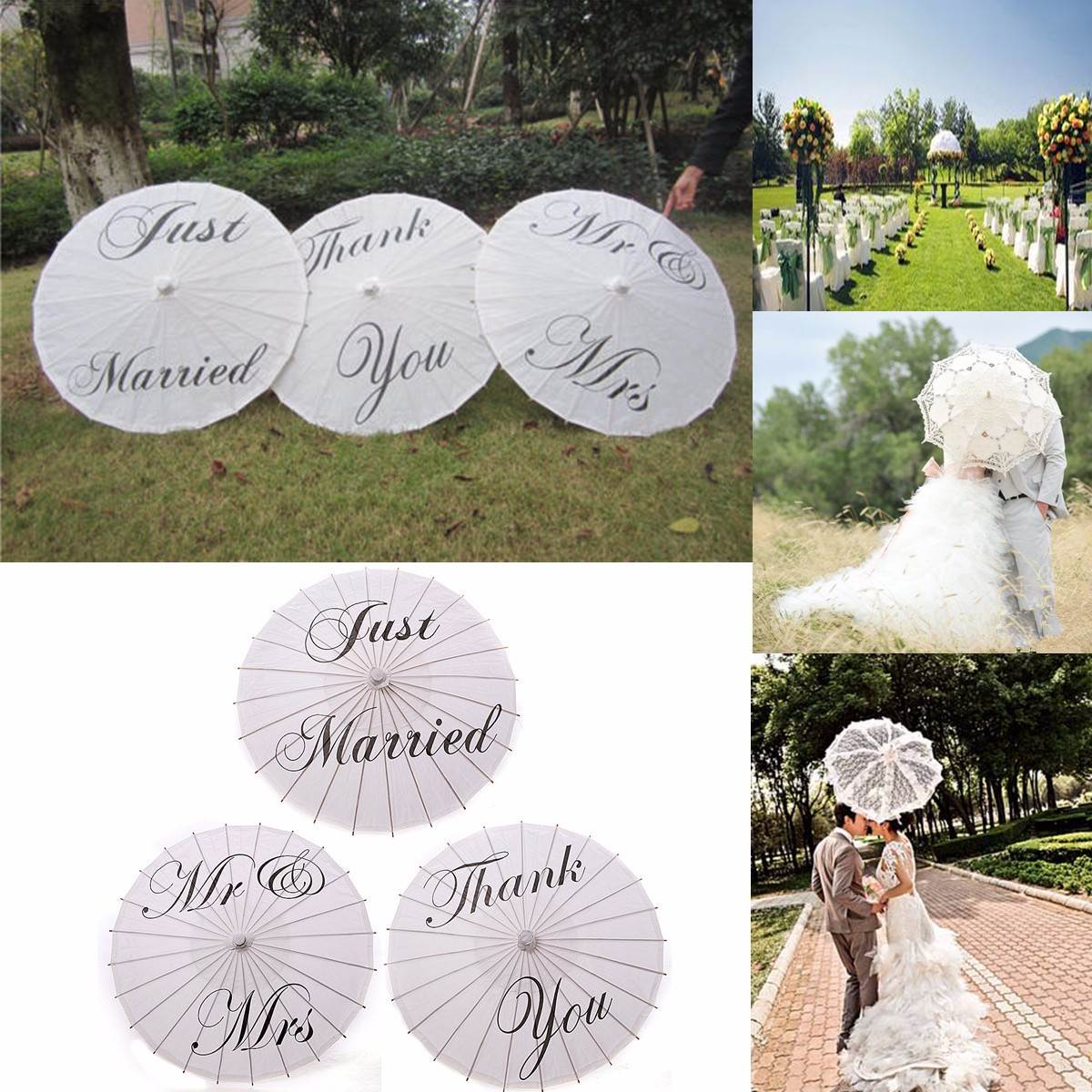 umbrella wedding favors - Wedding Decor Ideas