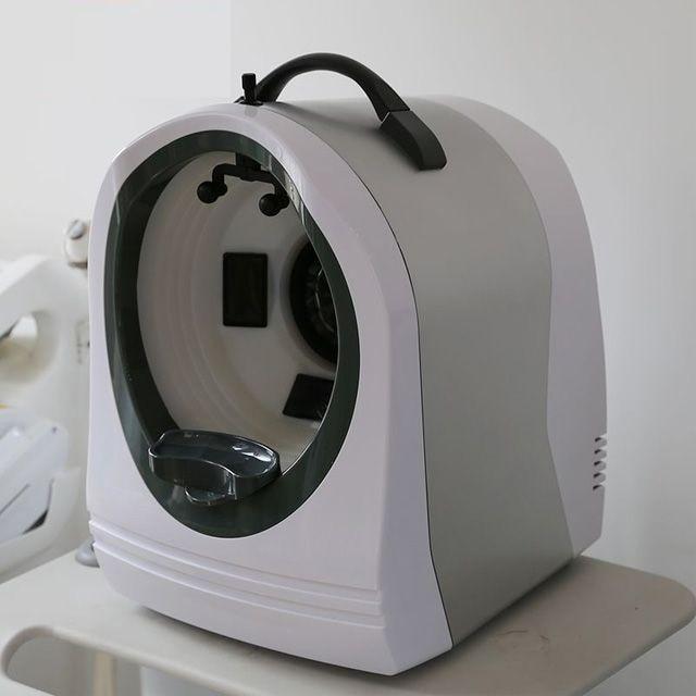 Skin Scanner Analyzer Bio UV Skin Analysis Machine