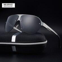 New type of aluminum magnesium alloy men's polarized sunglasses driving Sun glasses lunettes de soleil homme mens sunglasses