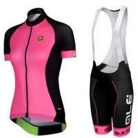 2016 Women Ale Cycling Jerseys Cycling Road Bike Wear Clothes For Women Wholesale Retail Market