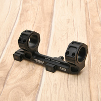 25.4mm 30mm Dual Ring with Cantilever Heavy Duty Scope Mount Level Instrument For 20mm Picatinny Rail Hunting Caza