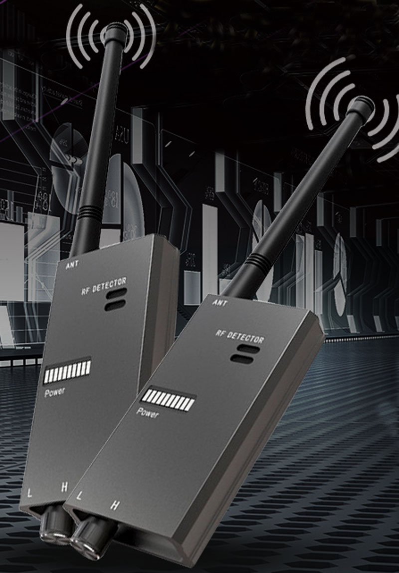 Cell Phone Signal Detector/Main Detecting Frequency Range Is 25MHz-6000MH