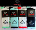 24pcs=12pair cotton fashion men 4 colors diamond supply CO thicken bottom hiphop men Walking Socks 24pcs/lot