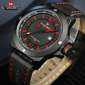 Мужские Часы Лучший Бренд Класса Люкс NAVIFORCE мужская Спорт Кварцевые Часы Мужчины Моды Случайные Кожа Наручные Часы Relógio Masculino