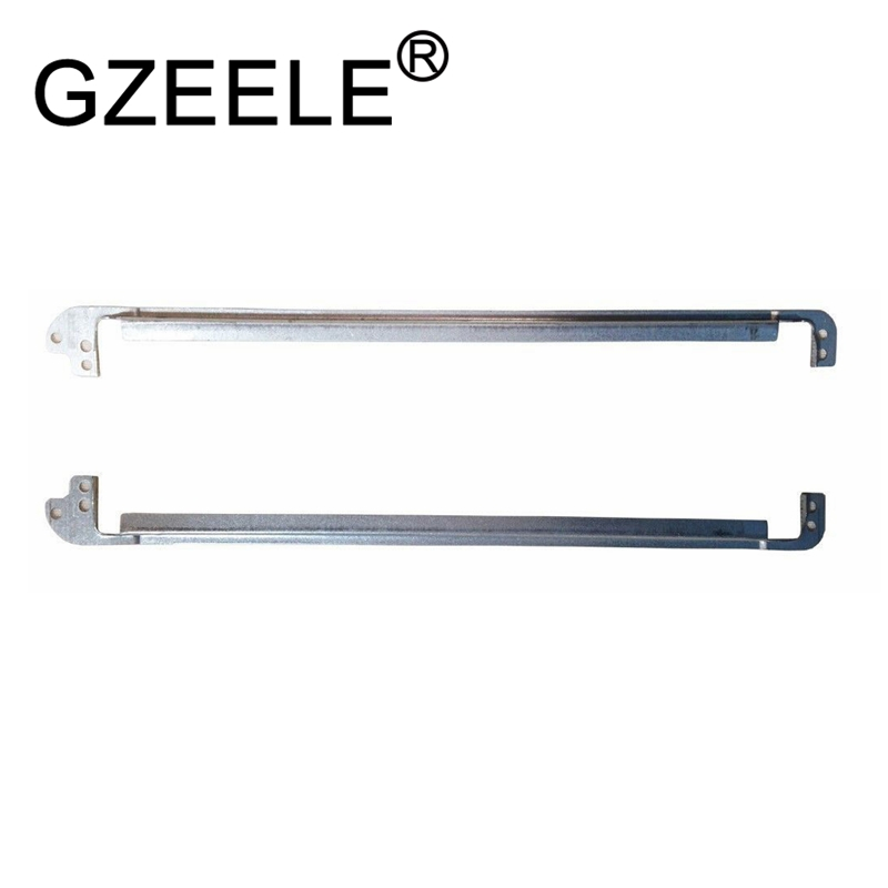 GZEELE New Lcd Rail Hinge Bracket Set Retail For Dell Inspiron 14R N4010 Laptop Left Right 2GD70 1M7VF